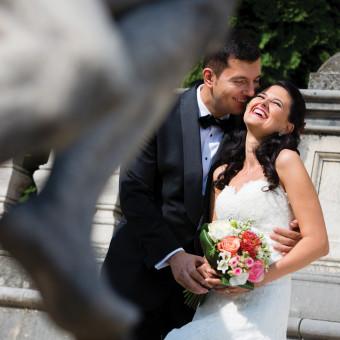 Sedinta foto LTD Mihai si Georgiana // Castelul Peles // Sinaia