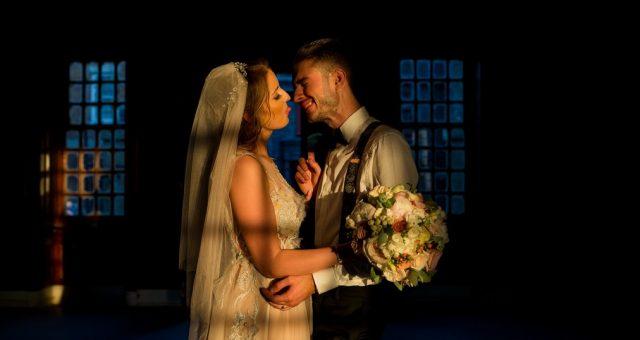 Adi si Andreea // Nunta la Studiourile Mediapro // Bucuresti